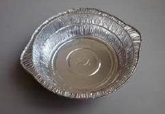 Quality Aluminum Foil Round Tray for sale