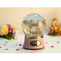Wholesale Glod Water Globe Music Boxes from china suppliers