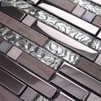 Wholesale 2016 Design Strip Glass Tiles A4C004 from china suppliers