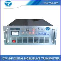 Wholesale 10W VHF Digital Mobile/Live Transmitter from china suppliers