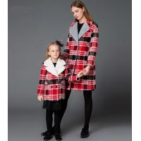 Woolen Coat Family Clothing
