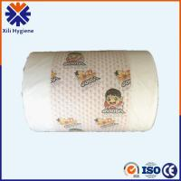 Laminated Film For Making Adult Baby Diaper Materials