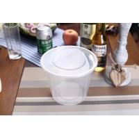 Wholesale 750ml Food Grade Plastic Round Food Container from china suppliers