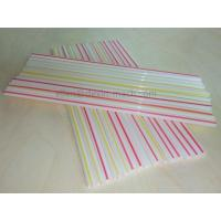 striped paper straws wholesale