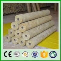 Rockwool foil faced pipe insulation quality rockwool for Mineral fiber pipe insulation