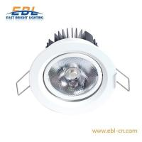 Buy cheap 9W COB Down Light With Bridgelux LED Cool-Forging Radiator from wholesalers