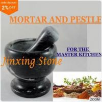 Wholesale Herb and Spice Tool, Marble Stone Mortar & Pestle, Stone Kitchenware, Marble Cooking Tool from china suppliers