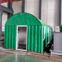 Wholesale Round Roof Container House For Sale Container Homes Container Cabin China from china suppliers