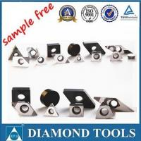 China PCD insert PCD tipped inserts Diamond insert for automotive parts on sale