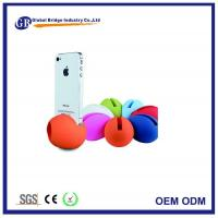 Wholesale Desktop Silicone Egg Shape Speaker from china suppliers