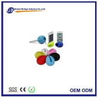 Wholesale Portable Silicone Egg Shape Speaker from china suppliers