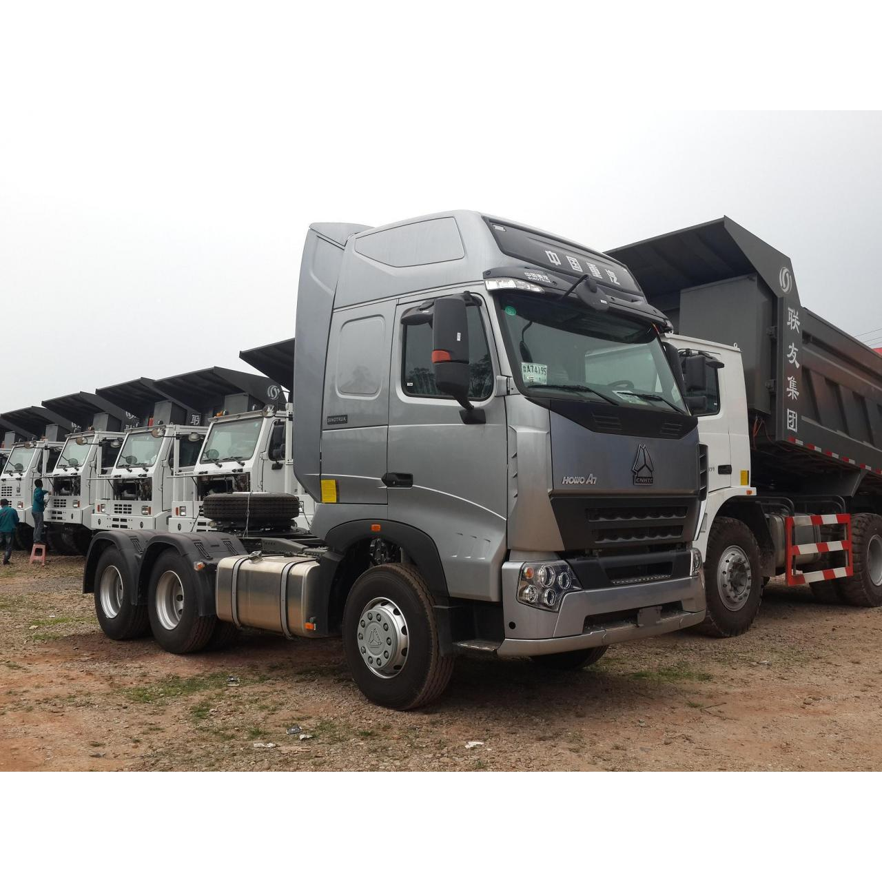 HOT(16) SINOTRUK HOWO-A7 Tractor Truck