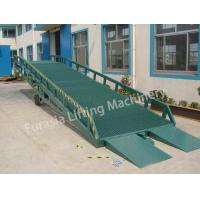 Wholesale Mobile Loading Ramp 6tons -15tons Mobile loading ramp from china suppliers