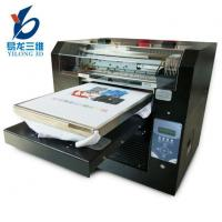 Desktop T-shirt Printer Professional Industrial Direct to Garment Textile Printing Machine