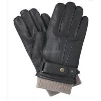 Wholesale Mens deerskin leather gloves from china suppliers