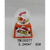 Polyresin Waterglobe Item no.:150377