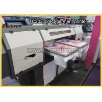 Wholesale High Speed TC-202 Digital Fabric T-shirt Printer Machine from china suppliers