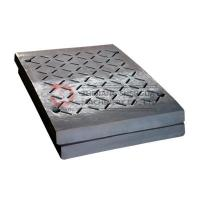 Wholesale high manganese steel jaw plate of jaw crusher jaw plate for metal-scraps shredder from china suppliers