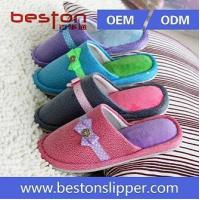 2015 New fashion leisure stock slipper