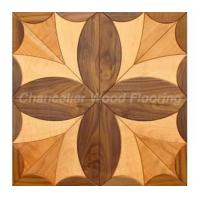 Wholesale American Black Wanut Mosaic Parquetry from china suppliers