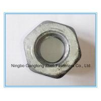 Wholesale Australian Standard Hex Head Nut with HDG (AS1252) from china suppliers