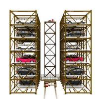China Traveling Stack Parking System on sale