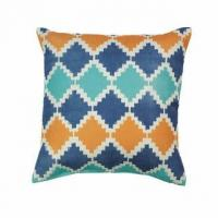 China Southwestern Diamond Throw Pillow wholesale