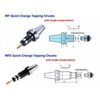 WF Quick Change Tapping Chucks-Length Compensation
