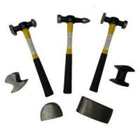 Wholesale AUTOMOTIVE TOOLS 7 PC. AUTO BODY REPAIR KIT, F/G HANDLES, PVC BOX from china suppliers