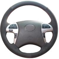 Wholesale Super Sport Grip Steering Wheel Cover For Toyota Highlander Toyota Camry 2007-2011 from china suppliers