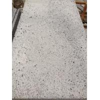 Wholesale Big Hole Lava Stone In Grey Color For Paving And Flooring from china suppliers