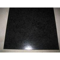 Wholesale Chinese Well Polished 20Mm Thick Zhangpu Black Basalt Granite Tiles for Indoor & Outdoor from china suppliers
