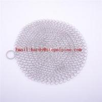Wholesale 4-inch round stainless steel rope mesh with great price from china suppliers