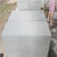 Wholesale High Quality 100% Natural Gray White Sandstone Paver Tiles from china suppliers