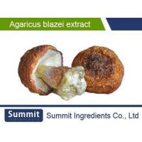 Wholesale Agaricus Blazei Extract 4:1murrillPolysaccharide 20%Better quality from china suppliers