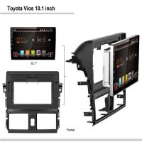 Toyota Vios 10.1Inch Android Car DVD