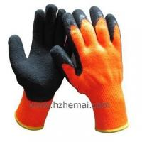 Wholesale HKL620 Thermal latex foam coated glove acrylic shell from china suppliers