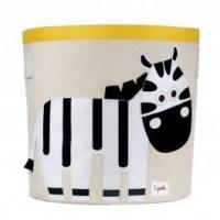 Wholesale 3 Sprouts Storage Bin Zebra from china suppliers