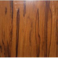 Wooden Pattern Stainless Steel Sheet Yellow wood