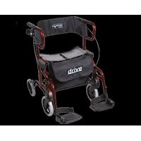 Buy cheap Walker Wheelchair Hire (Rollator) from wholesalers