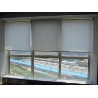 External wind proof vertical roller blinds for window