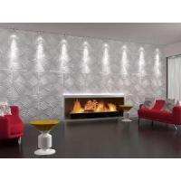 Wholesale Bamboo Fiber Home Interior 3D Wallpaper Waterproof Outddor Wall Panels from china suppliers