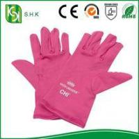 Wholesale China Cheap Price Pink Protection Cleaning Microfiber Jewelry Gloves from china suppliers