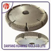 Wholesale HM35 Vacuum Brazed Diamond Dry Cutting Saw Blade For Sandstone from china suppliers