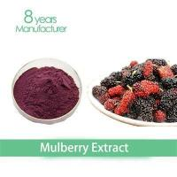 Wholesale 100% Natural dyes mulberry fruit extract powder from china suppliers