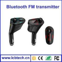 China Routers Bluetooth FM transmitter on sale
