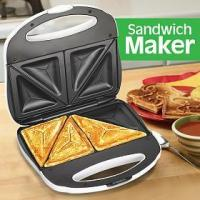 Wholesale Eurosonic 2 Slice Sandwich Maker 750 Watts, ES-326 from china suppliers