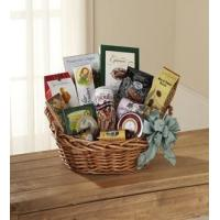 Wholesale Sympathy Flowers The FTD Warmth & Comfort Gourmet Basket from china suppliers