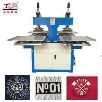 Wholesale Embossing Machine Small Heating Embossing Machine for Silicone Label from china suppliers