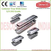Kidney Tray With Cover S/S 202 Grade HHCT 101